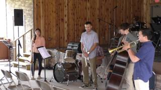 Bobby and The Brass performs Sonnymoon for Two at GPA Summer Serenade - June 2015