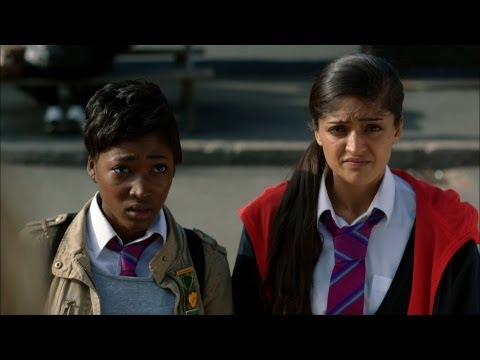 Saz and Viva confront The Pretties - Some Girls: Series 2 Episode 3 Preview - BBC Three
