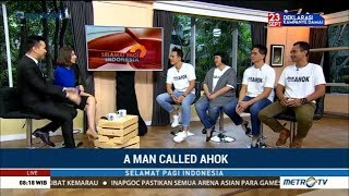"Video Film ""A Man Called Ahok"" Tayang November : Ini Cerita Daniel Mananta, Sutradara & Produser download MP3, 3GP, MP4, WEBM, AVI, FLV November 2018"