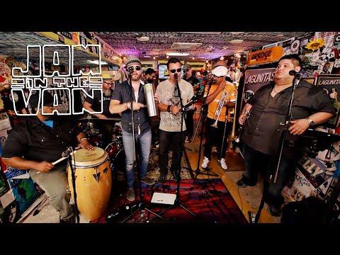 "GRUPO FANTASMA -  ""Esa Negra"" (Live at High Sierra Music Festival 2017) #JAMINTHEVAN"