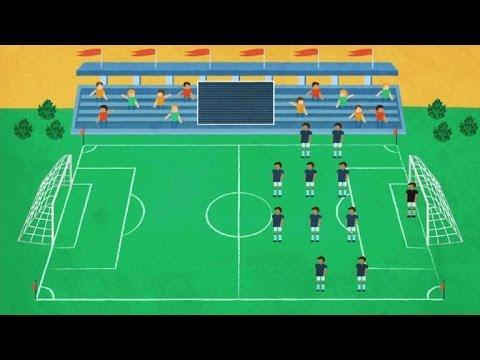 لمسة اليد في قانون كرة القدم