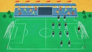 قواعد لعبة كرة القدم