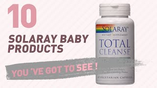 Solaray Baby Products Video Collection // New & Popular 2017