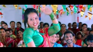 super hit comedy teej song meri budile   alif khan sapana gaha   gp creation