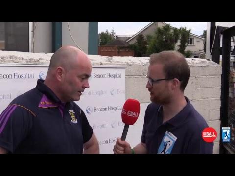 2018 Beacon Hospital All Ireland Hurling Sevens at Kilmacud Crokes