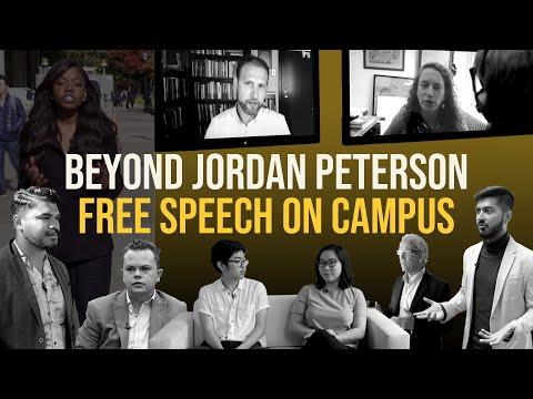Beyond Jordan Peterson: Free Speech On Campus