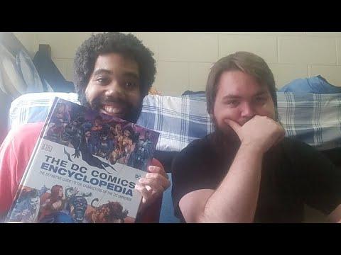 Comic Talk || Jet And Ryan || New 52
