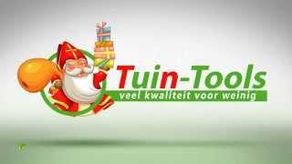 Sinterklaas actie, Tuin-Tools pakt uit!