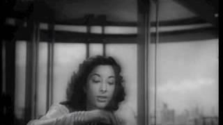 chaman mein reh ke veerana mera dil hota jata hai..film deedar 1951