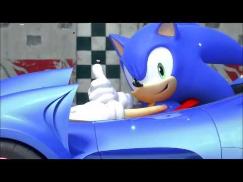 Sonic the Hedgehog - Shut Up and Drive