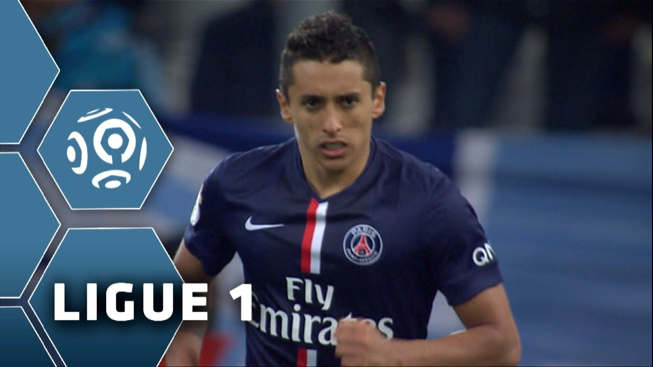 But MARQUINHOS 49 Olympique de Marseille Paris Saint
