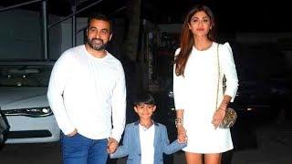 Shilpa Shetty & Raj Kundra Celebrate Son Viaan's 6th Birthday In Style | Bollywood Buzz