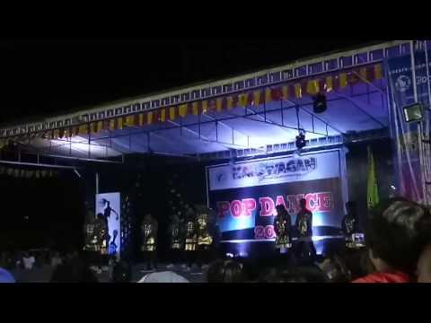 Brgy estefania kauswagan pop dance