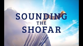 February 28,2021 Sounding the Shofar