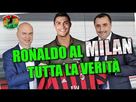 Cristiano Ronaldo al Milan |Tutta la verità| #doppiaggicoatti