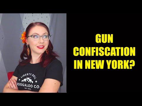Gun Confiscation in New York?