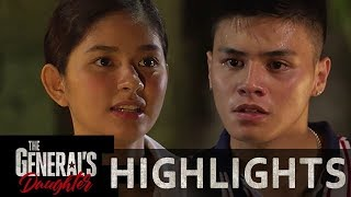 Ivan scolds Claire when he discovers her tailing him | The General's Daughter (With Eng Subs)