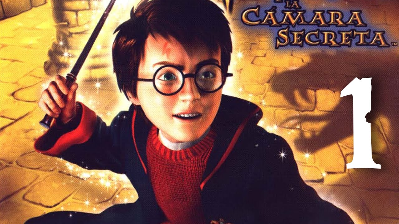 Harry Potter Y La Camara Secreta Walkthrough 1 La Madriguera