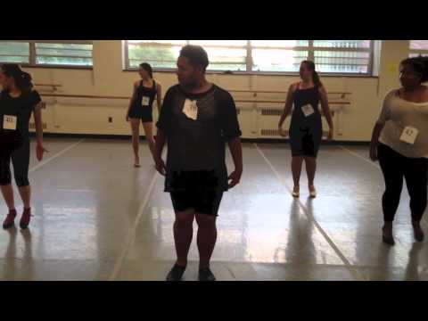 """Chicago"" Dance Auditions"