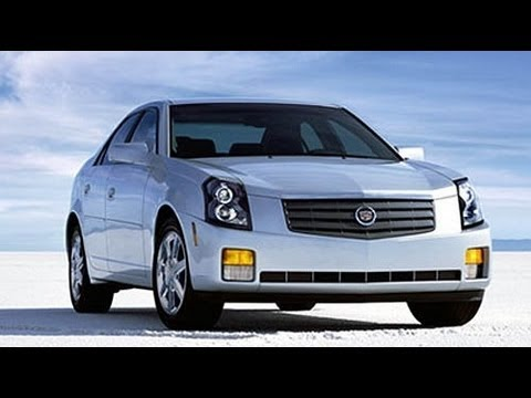 2007 Cadillac CTS Start Up and Review 3.6 L V6 - YouTube