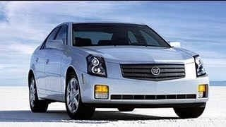 2007 Cadillac CTS Start Up and Review 3.6 L V6