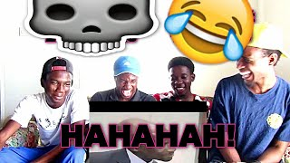 TRY NOT TO LAUGH CHALLENGE BAJAN EDITION FT D.J.G. ENTERTAINMENT/Bajan Movie Critic - MaTeO Elliott