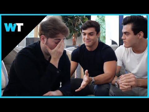 5 SHOCKING Moments from Shane Dawson and The Dolan Twins Collab