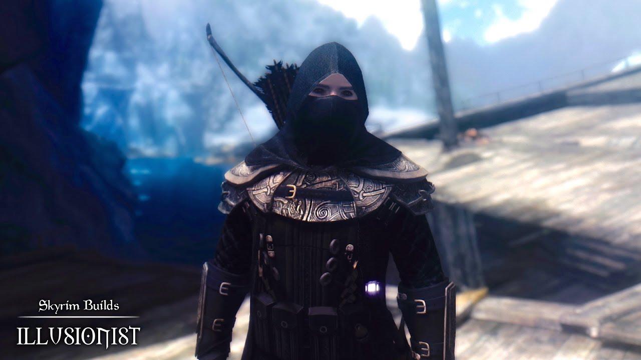 Best Archer Thief Build Skyrim