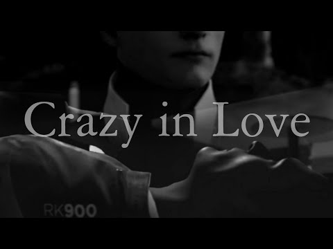 Crazy in Love • Connor x Richard • RK900 x RK800 • [Detroit: Become Human] GMV