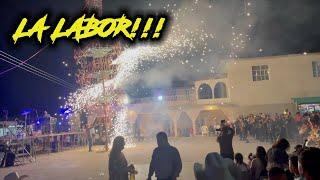 NOS FUIMOS A JUEVES DE ASCENCION EN LA LABOR, NOCHISTLAN!!!