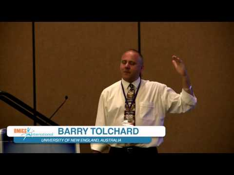Barry Tolchard | Australia | Addiction Research and Therapy  2015 | Conferenceseries LLC