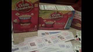 Food Lion Haul # 1 plus Blinkies, Peelies & Coupons Found ~ 6/20/13