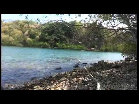 Kayaking in Chaguaramas, Trinidad