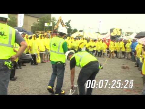 Tru Tek Drilling, Ultimate Crew Showdown ICUEE 2015 | Vermeer Underground Equipment