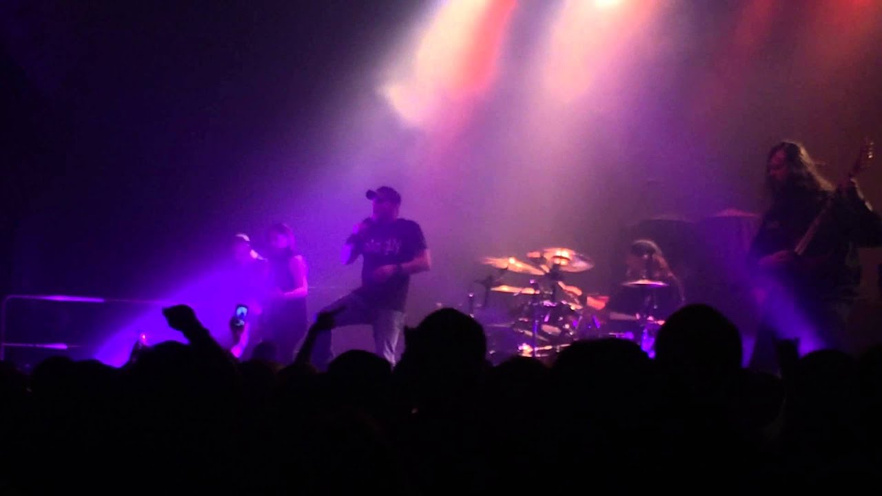 All That Remains What If I Was Nothing Live