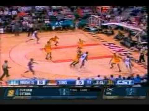 NBA 2006-2007 Circus Shots