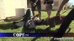 Running For Freedom, Officer Matt Schneider, COPS TV SHOW