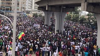 Support rally for PM Abiy Ahmed,  Addis Ababa