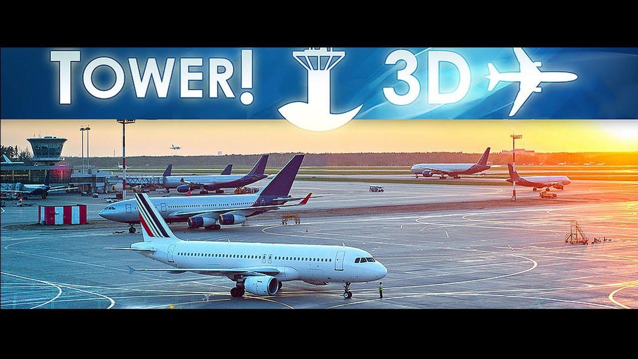 Tower3D!Pro - ATC Simulator!