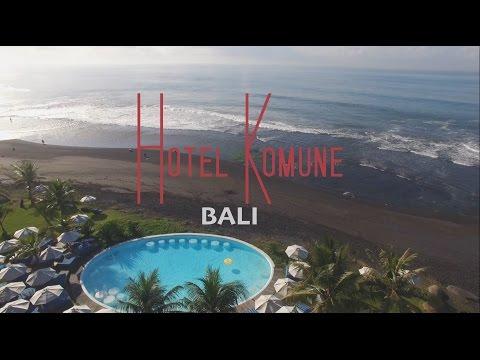 Komune Hotel - Keramas Beach, East Bali