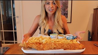 32oz FISH AND CHIP CHALLENGE