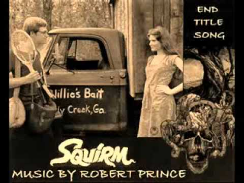SQUIRM (1976) - End Credits Song