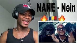 African React To NANALIEN - NEIN 👽 (official Video) 🔥 🇷🇴