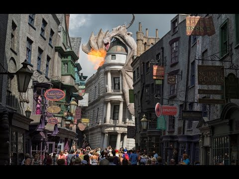 10 Best Rides at Universal Studios Orlando Florida 2016
