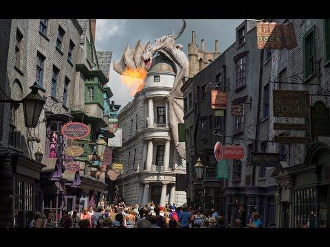 10 Best Rides at Universal Studios Orlando Florida