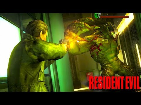 Resident Evil - Clive R. O'Brian