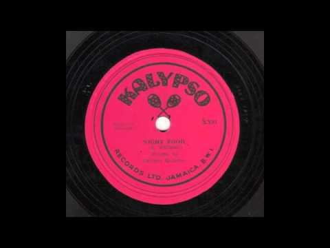 Night Food [10 inch] - Bedasse with Calypso Quintet