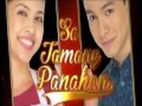 #ALDubEBTamangPanahon  Eat Bulaga 1st Oct 24 2015 GMA 7