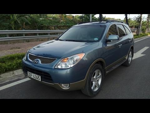 Hyundai Veracruz - xe 7 chỗ đẳng cấp nhất của Hyundai? (đã bán)