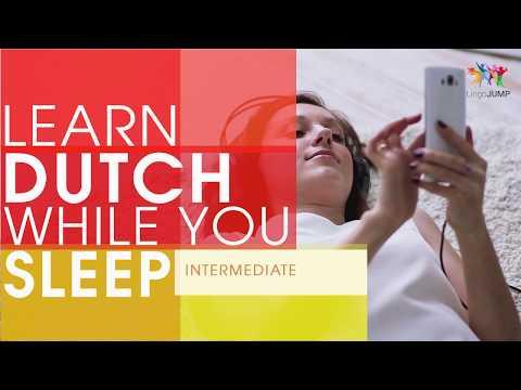 Learn dutch while you sleep! intermediate level! learn dutch words & phrases while sleeping! mp3